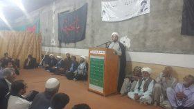 مسجد حضرت امام حسین(ع) روستای کول شهرستان زابل افتتاح و به بهره برداری رسید
