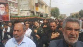 مراسم اربعین حسینی در زابل به روایت تصویر