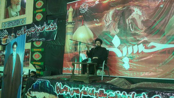 عزاداری ویژه رحلت نبی مکرم اسلام(ص) و امام حسن مجتبی(ع) در زابل برگزار شد