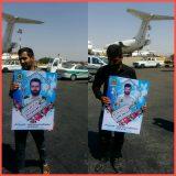 شهادت دو تن از ماموران پلیس در شهرستان فنوج / انتقال پیکر مطهر شهدا به تهران