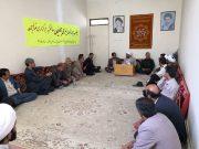 گرامیداشت پنجم مرداد، چهلمین سالروز اقامه اولین نمازجمعه بعد از پیروزی انقلاب اسلامی، در شهرستان زهک