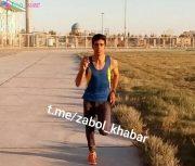 دست یابی دونده زابلی به مدال نقره مسابقات دو ومیدانی قهرمانی نوجوانان كشور در شهرکرد