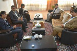 غلامرضا گنجی فرماندار زابل: سیستانیهای نجیب شایسته بی مهری و کم لطفی نیستند