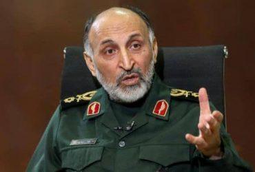 جانشین فرمانده نیروی قدس سپاه به لقاء الله پیوست