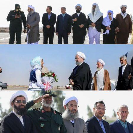 سفر قریب الوقوع روحانی به مناطق سیل زده سیستان و بلوچستان