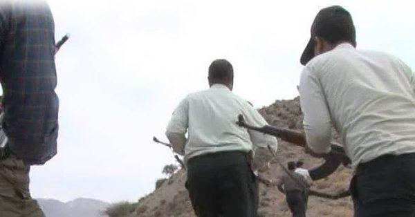 فرمانده یگان مبارزه با مواد مخدر شهرستان سیب و سوران به فیض شهادت نائل آمد.