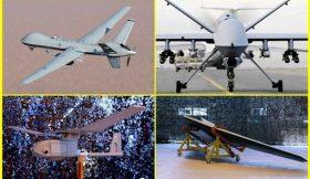 سپاه پاسداران پهپاد بسیار پیشرفته  (MQ-9) متعلق به آمریکا را به غنیمت گرفته است