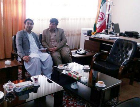 حمایت فرماندار ویژه زابل از راه اندازی کارخانه کاشی سیستان