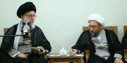 با حکم رهبر معظم انقلاب، آیتالله آملی لاریجانی رئیس مجمع تشخیص مصلحت نظام و عضو فقهای شورای نگهبان شد