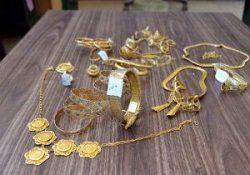 سارق طلا و جواهرات در کمتر از ۲۴ ساعت پس از ارتکاب جرم دستگیر شد