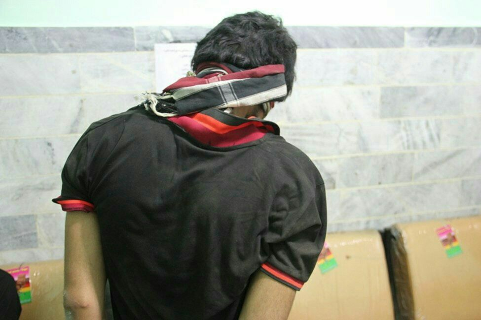 دستگیری شرور سابقه دار، در عملیات ضربتی پلیس در زابل