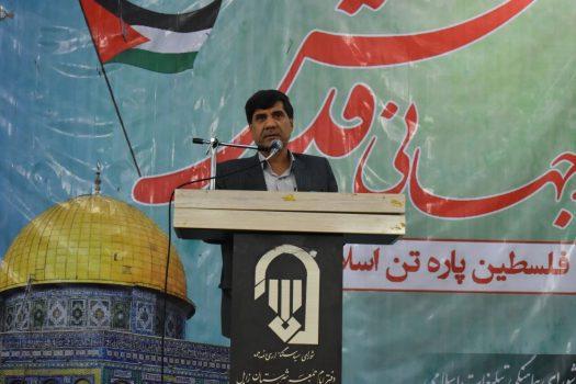 مهندس غلامرضا گنجی: طرح بسیج ملی کنترل فشار خون در شهرستان زابل عملیاتی شد