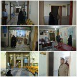بازدیدهای سرزده آزادی، معاونت برنامه ریزی و توسعه، به همراه غفاری مسئول حراست فرمانداری، از ۱۷ دستگاه اجرائی شهرستان زابل