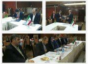 در پایان بیستمین نشست کمیساران آب ایران و افغانستان؛ در کابل توافقنامه نظارت دقیق تر بر میزان آب رودخانه هیرمند به امضاء رسید