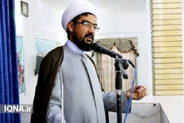 حجت الاسلام والمسلمین مجتبی اشرفیان: دشمنان ملت ایران و عراق نمیتوانند بین این دو ملت بزرگ اختلاف و جدایی ایجاد کنند