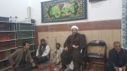اولین سالگرد ارتحال ملکوتی مرحوم آیت الله حاج شیخ محمود بیانی در زابل برگزار شد