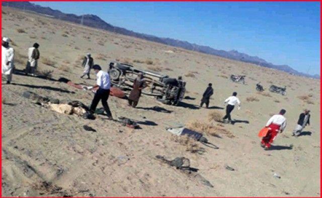 قاچاق انسان منجر به فاجعه شد حادثه ای با ۲۸ کشته و ۲۱ مجروح