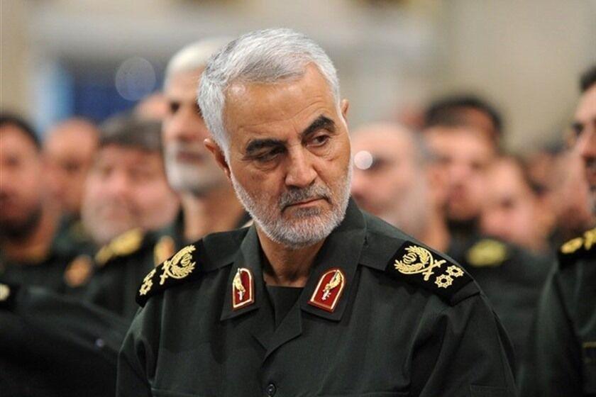 شهادت سردار حاج قاسم سلیمانی در فرودگاه بغداد