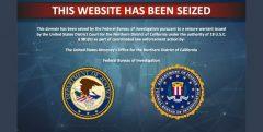انسداد ۹۲ وبسایت مورد استفاده سپاه پاسداران از سوی آمریکا