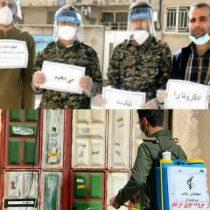 مساجد به کانون ساماندهی خدمات جهادی در میدان مقابله باکرونا تبدیل خواهد شد