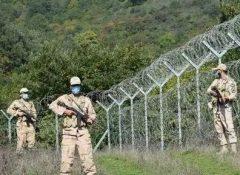 تجاوز عناصر مسلح ضد انقلاب در استان آذربایجان غربی ناکام ماند