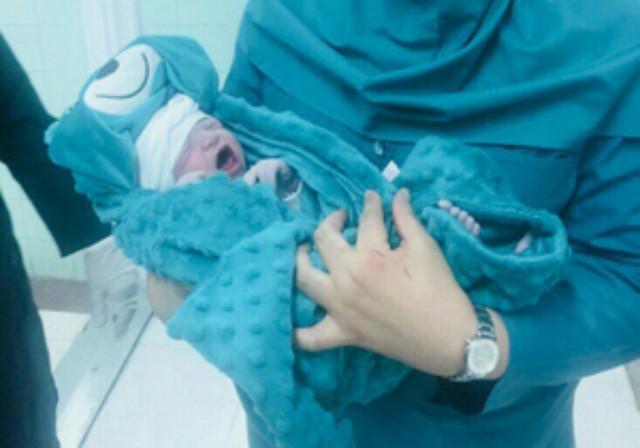 اولین نوزاد از طریق معالجه ناباروری به شیوه IVF در زاهدان چشم به جهان گشود
