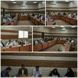جلسه بررسی مشکلات و رفع موانع توسعه محلات محمدآباد و سیاهمرد شهر زابل برگزار شد