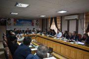 فعالیت ها و اقدامات صورت گرفته در حوزه های کشاورزی و دامپزشکی منطقه سیستان  مورد بررسی قرار گرفت