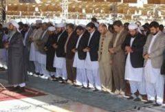 نمازهای جمعه اهل سنت سیستان و بلوچستان برگزار نمیشود