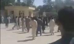 جزییات ماجرای درگیری و اعتراضها در سراوان اعلام شد