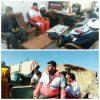 دیدار تیم امداد و نجات اعزامی شهرستان زابل با فرماندار شهرستان دلگان