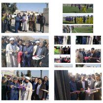 بالغ بر ۱۵میلیارد ریال طرح و پروژه در بخش مرکزی شهرستان زابل مورد افتتاح و بهره برداری قرار گرفت